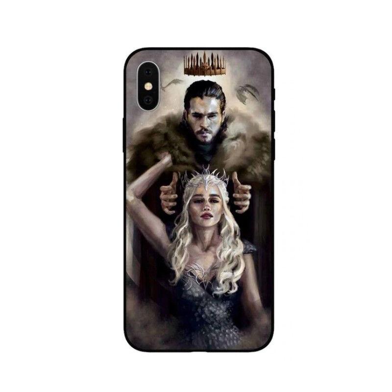 Game of Thrones Jon Snow iphone case