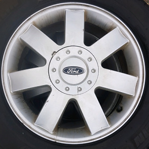 """4x 17"""" alloy wheels from Ford Freestyle (tires not included)"""