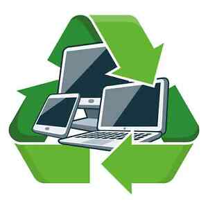 Pc    portable    tablette   etc     RECYCLAGE      SAGUENAY
