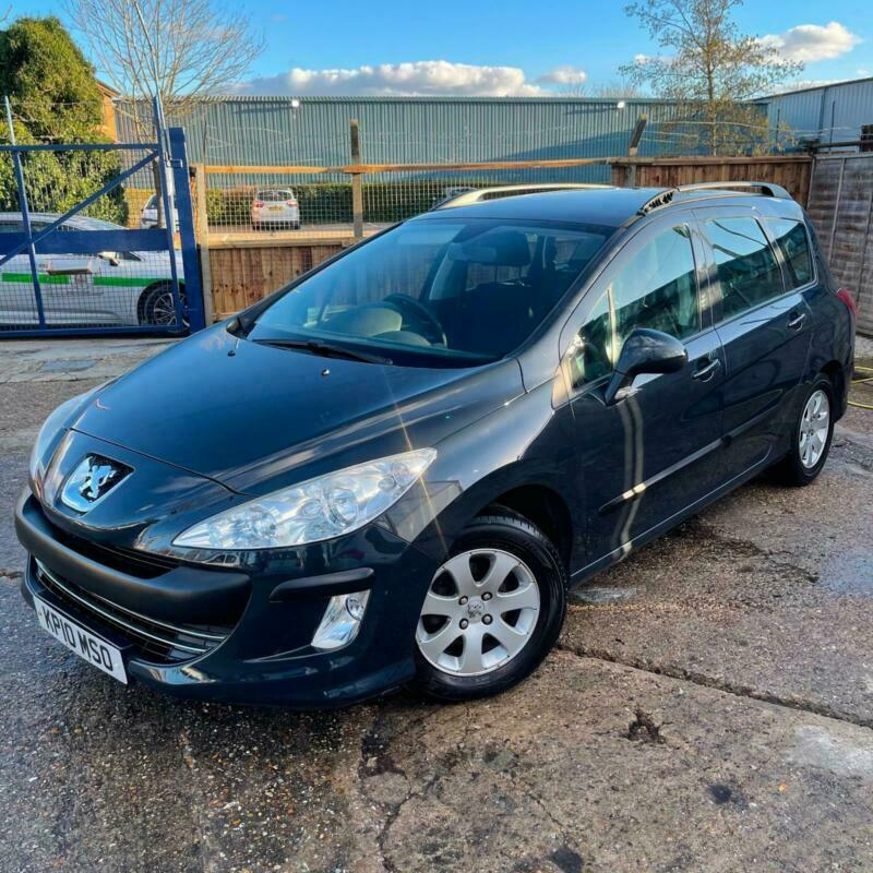 2010 Peugeot 308 1.6 HDI 90 S 5dr ESTATE Diesel Manual