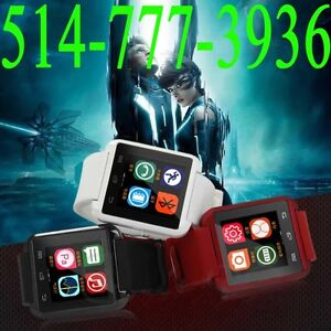 Smart Watch Montre Bluetooth Android ios Iphone NEW Intelligente