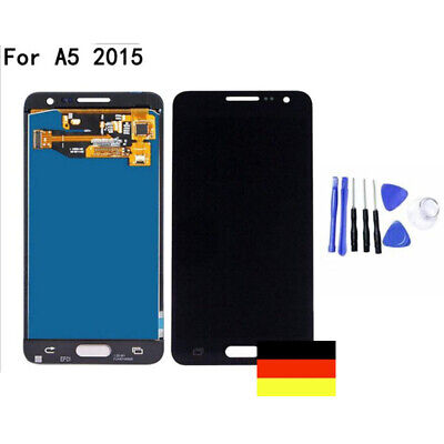Für Samsung Galaxy A5 2015 LCD Display Touchscreen Digitizer Schwarz