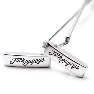 Golf Gods F*ck Bogey's Putter LEFT handed comes with head cover