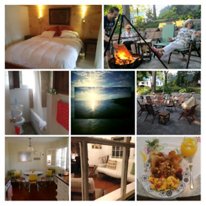 GRAND BEND-B&B SUMMER COTTAGE- MAIN BEACH!