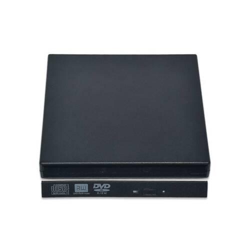 External USB 2.0 DVD Drive CD RW Writer Burner Reader Player