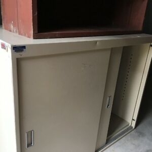 Small Metal Storage Cabinet for SALe