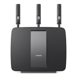 Linksys AC3200 Tri Band Smart Wireless Router with Gigabit