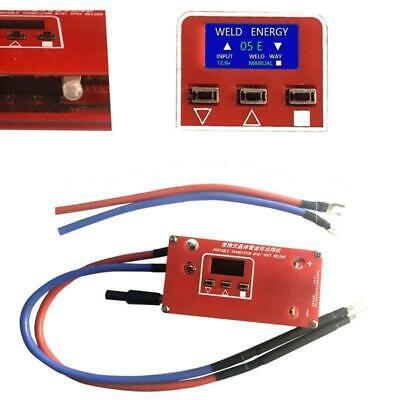 Diy Mini Spot Welder Machine 18650 Battery Various Welding Power Supply Portable