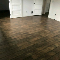 Flooring services, Installation by experts,Trims & Finishings