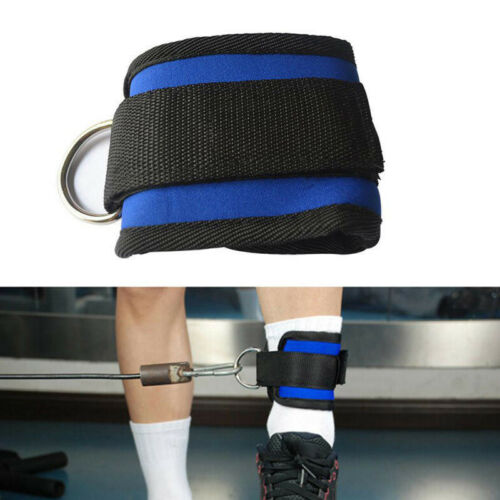 Best Ankle Strap Leg Gym Cable Attachment Pulley Machine Wei