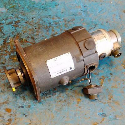 Yaskawa Electric 140v 1000rpm 1.26.0kw Hicup Motor Type Ughmem-12-mu1