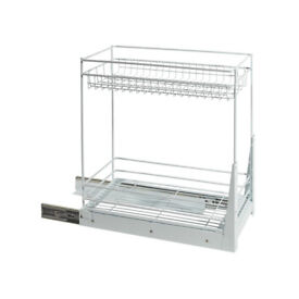 Base Cabinet Pull-Out Storage, 150mm