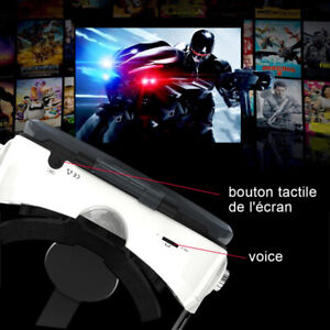 Vr Headset 3D VR Glasses Virtual Reality Headset Compatible