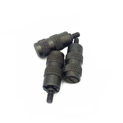 3pcs Bridgeport Milling Machine Parts Feed Reverse Knob Assembly B110b111