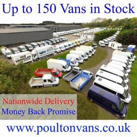 2015 (65) RENAULT MASTER LM35 BUSINESS L3H2 LWB MEDIUM ROOF PANEL VAN,125BHP