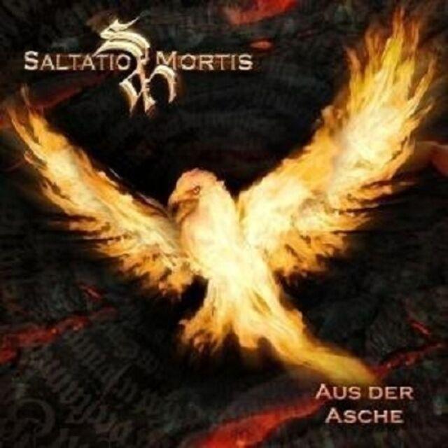 "SALTATIO MORTIS ""AUS DER ASCHE"" CD NEUWARE"
