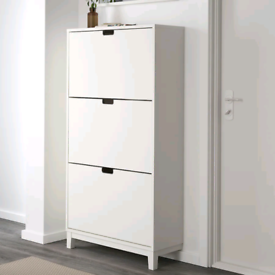 IKEA Ställ Stall shoe cabinet 79x29x148cm