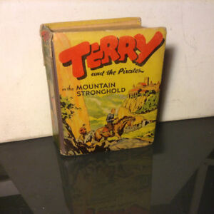 Terry and the Pirates in the Mountain Stronghold