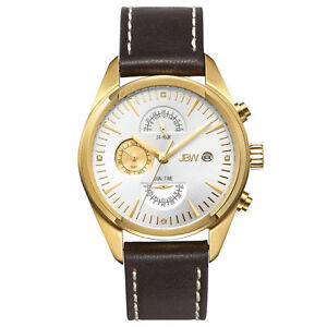 Mens JBW woodall Brand new watches Gold and Black