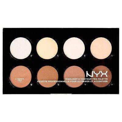 NYX Highlight & Contour Pro Palette HCPP01