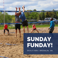 Sunday Beach Volleyball League