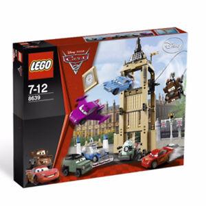 BNIB Lego Cars Big Bentley Bust Out 8639
