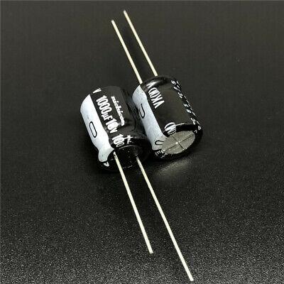 Nichicon 330uF 25V 105C PF//PJ Electrolytic Capacitors 10x16mm JAPAN NEW 10pcs