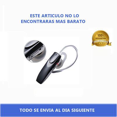 Auricular Manos Libres Bluetooth con Universal Altavoz Microfono para móvil PC