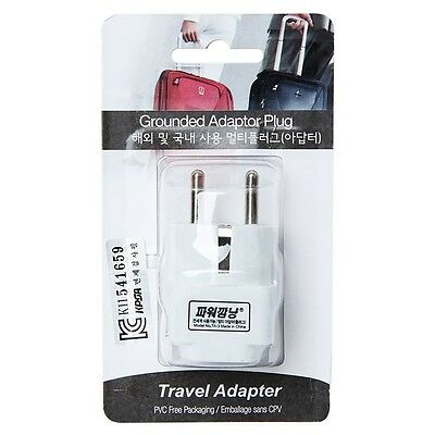 Power Kkamnyang Adapter Plug TA-3 International Travel plug us uk eu au jp