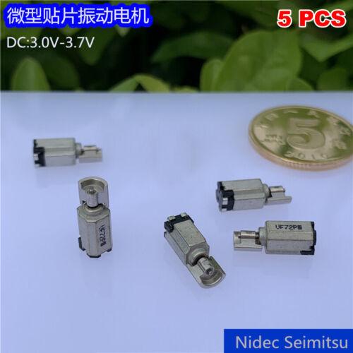 5PCS DC3V 3.7V Ultra-Tiny Mini Coreless Vibration Motor Micro SMD Vibrator Phone