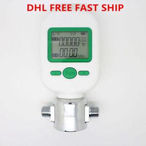 Digital display 25L/min air oxygen mass flowmeters MF5706 flow meter