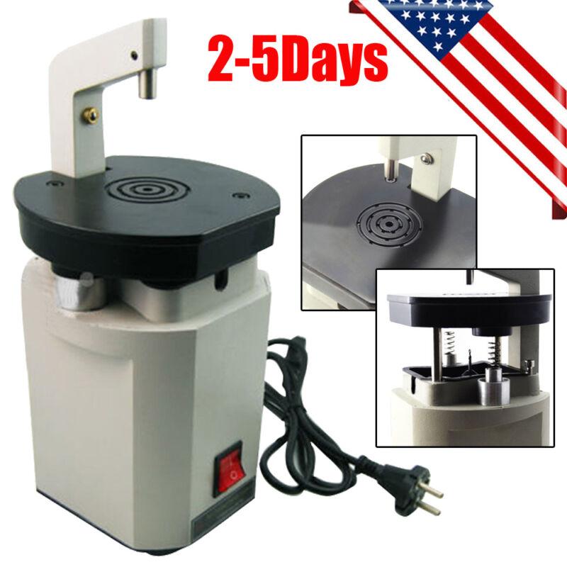 US Dental Lab Laser Drill Machine Pin Equipment Dentist Driller 110V