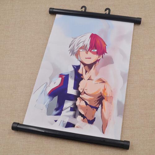 Animation My Hero Boku no Hero Academia Poster Wall Scroll P