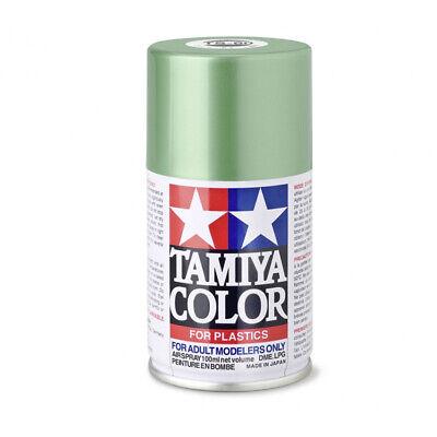 Tamiya 85060 Couleur TS-60 Vert Perle Brillant 100ml Spray Modélisme Neuf °