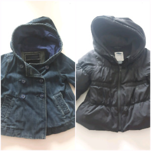 12-18 month Toddler Girl Jackets