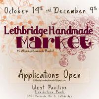 LOOKING FOR HANDMADE ARTISANS FOR OCT 14 & DECEMBER 9TH