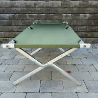 Army Issue Folding Cot