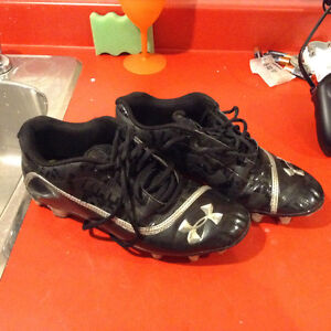Souliers soccer Under Armour, gr. 7.5