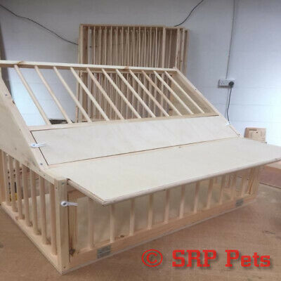 SRP PETS® Sputnik, x4 4ft Racing Pigeon Lofts, Fast & Free UK Delivery