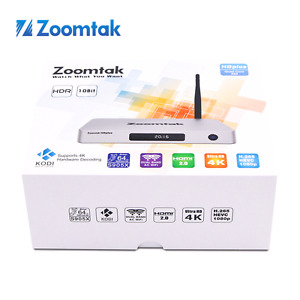 ZOOMTAK H8 PLUS ANDROID TV BOXES !!