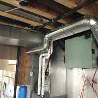 DUCT WORK & NEW HOMES!