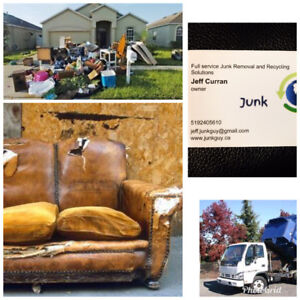Full Service Junk Removal and Recycling Solutions