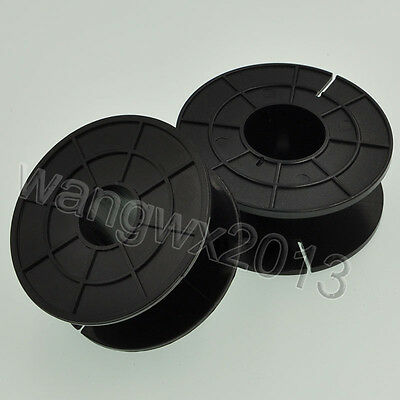 2pcs Plastic Bobbin Wire Coil Frame For Diy Amplifier Crossover Inductor 7030mm