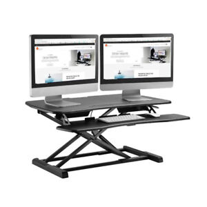 Boost Industries STS Premium Sit to Stand Desk- NEW UNUSED