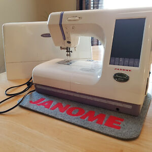 Janome Memory Craft 10000