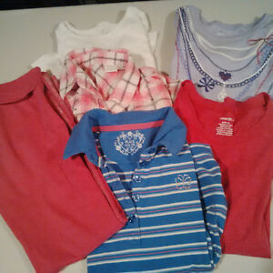 Girls LOT size 7 and 8 (62 pieces) Cambridge Kitchener Area image 1