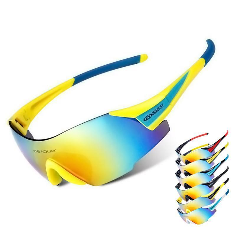 Sunglasses Men Women Sport Cycling Goggles Polarized Fishing