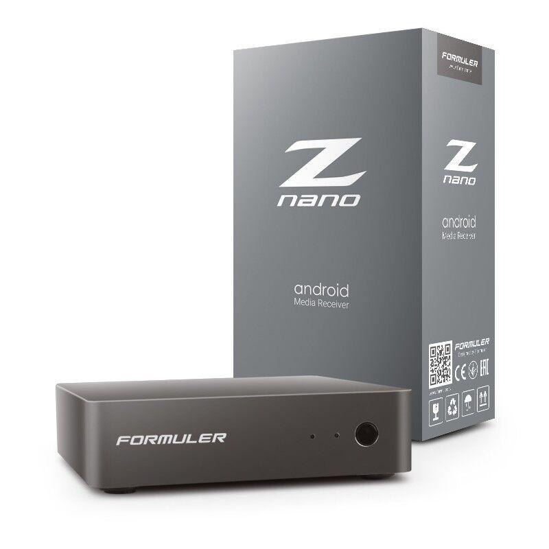 Formuler Z nano IPTV/OTT