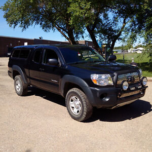 2008 Toyota Tacoma Access Cab 4x4 6 speed manual