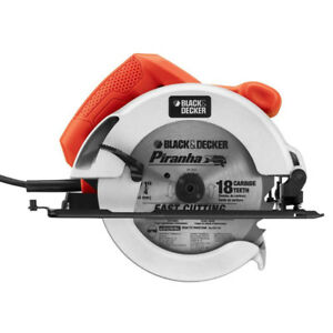 Black and Decker Piranha 12 amp 7 1/4 in Circular Saw
